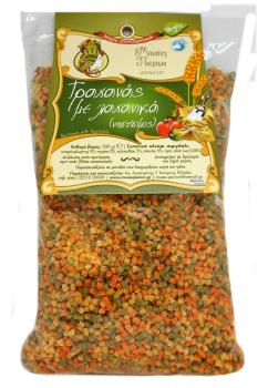 Trachana, vegetarisch, vegan, 500g.